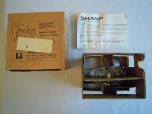 SHARP LAMP FOR PROJECTOR BQC-PGM15X//1